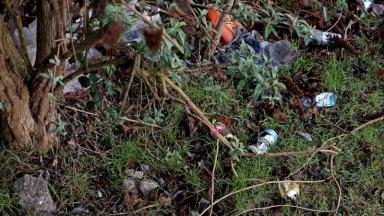 Litter: Need to change 'throwaway culture.'
