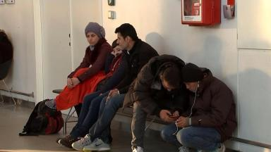 Asylum seekers: Around 300 could be made homeless.