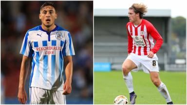 Accrington Stanley duo Matt Crooks and Josh Windass have signed for Rangers.