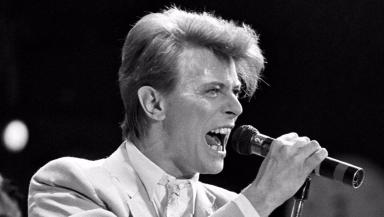Bowie: The venue will show ono of the late singer's notable films.