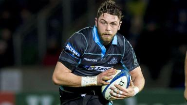 Glasagow Warriors' Ryan Wilson could face a lengthy ban