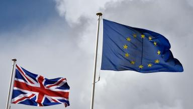 Hard choice: Sturgeon has a 'tough decision' to make if Britain leaves the EU.