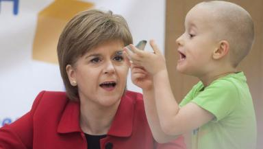Sturgeon: Pledge to act on report