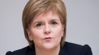 Nicola Sturgeon: First Minister described Tory handling of Brexit as 'horror show'.