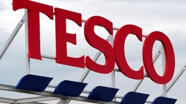 Tesco: Brawl happened at 3.20am on Sunday (file pic).
