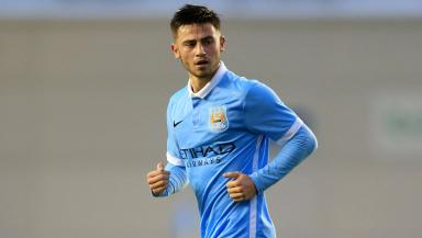 Manchester City's Patrick Roberts is set to join Celtic on loan.