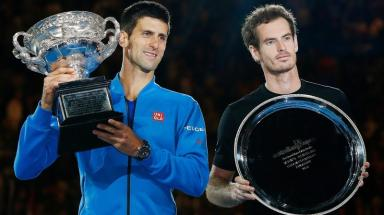 Murray has lost to Djokovic in four Australian Open finals.