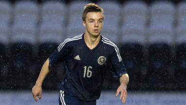 Stefan Scougall is a target for Hibs and St Johnstone.