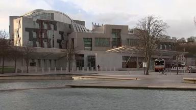 Holyrood: To vote on no-deal Brexit.
