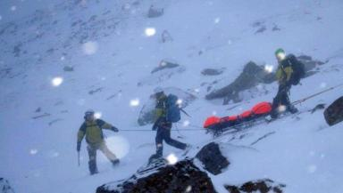 Operation: Cairngorm Mountain Rescue Team.