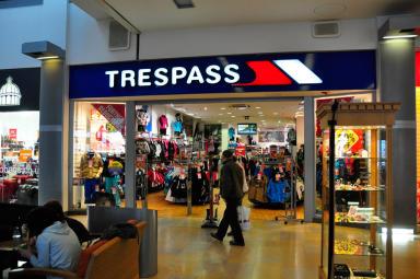 Premises Photograph for Trespass (EH6 6JJ)