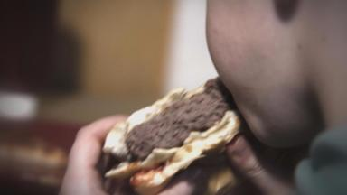 Burger: Survey found stigma around obesity undermines efforts to get fit (file pic).