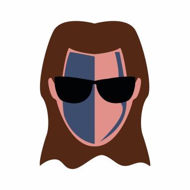 Kayleigh's modern emoji take on William Wallace.