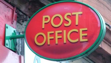 Bruntsfield Post Office restored