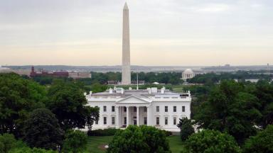 Visitors will be able to visit the White House.