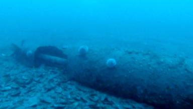 Missing torpedo: Mystery of misfired bomb may be solved.