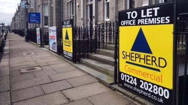 Aberdeen: Office market in crisis say experts.