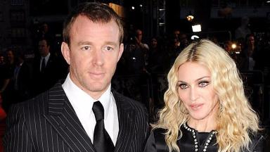 Couple: Guy Ritchie married Madonna in 2000.