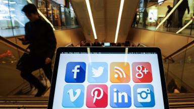 Social: Research has shown teenagers who spent time online had little problem making friendships in person