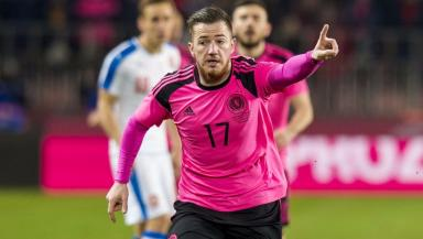 Full debut: Ross McCormack was handed his first start in years.