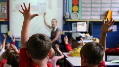 Pay rise: Teachers' pay has not kept up with inflation in recent years.