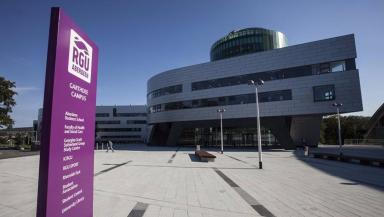 RGU: Current principal will resign this month (file pic).