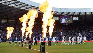 Celtic v Rangers, 2015 sized right
