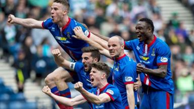 ICT win Scottish Cup semi-final