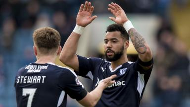 Greg Stewart and Kane Hemmings are both up for Player of the Season.