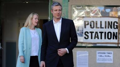 Zac Goldsmith: He was the Tory candidate for London mayor in 2015.
