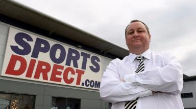 Dispute: Mike Ashley will be allowed to proceed with his court case