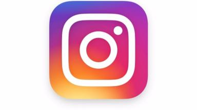 Undated handout file photo issued by Instagram of their logo
