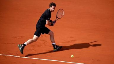 Andy Murray: He will now turn his attention to the clay season.