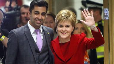 Humza Yousaf: Calls are being made for him to be sacked.