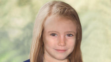 Madeleine McCann: How she would look today.