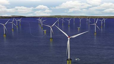 Beatrice: Major offshore wind farm gets green light.