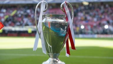 UEFA Champions League, European Cup trophy