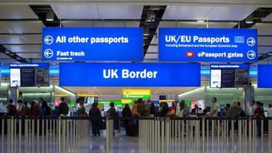 Figures: Non-EU net migration to the UK sits at 248,000.