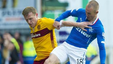 Motherwell will take on Rangers
