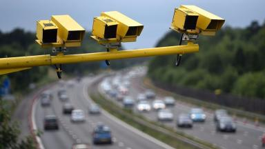 Transport: Average speed cameras are an effective deterrent.