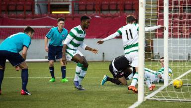 Celtic won last year's U20s league.