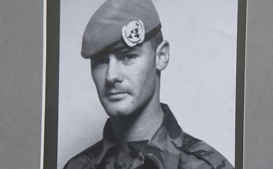 Paul joined the Royal Engineers in 1990