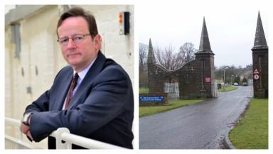 Castle Huntly: Chief prison inspector David Strang said there was room to improve.