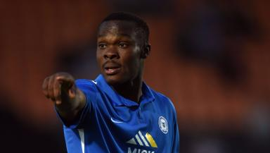 Signing: Souleymane Coulibaly promises goals at Rugby Park.