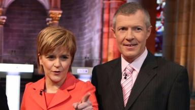Sturgeon: Offer of talks extended to Willie Rennie.