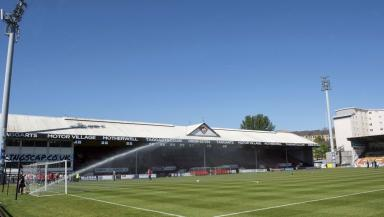Firhill: Partick Thistle's ground has been rebranded as part of a sponsorship agreement.
