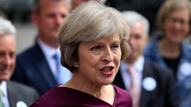 Support: The Tory party could gain seats in Scotland