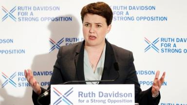 Manifesto: Tories will always be the nasty party, say SNP (file pic).