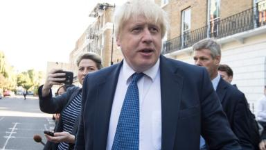 Iran: Boris Johnson told MPs the woman was training journalists in the country.