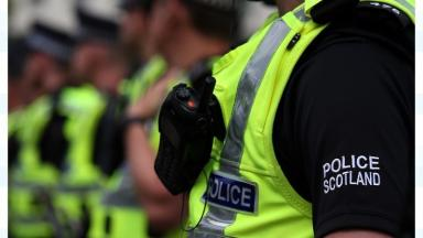 Calls: Police Scotland has acted on numerous tip-offs made anonymously to the Crimestoppers helpline.